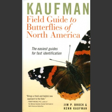 Kaufman Field Guide to Butterflies of North America (Kaufman, K. 2003)