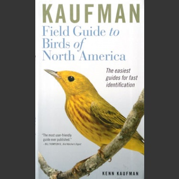 Kaufman Field guide to birds of North America (Kaufman, 2000)