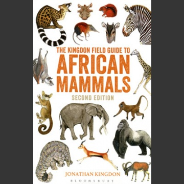 Kingdon Field guide to African mammals (Kingdon, J. 2015)