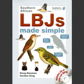 Southern African LBJs made simple (Newman, D. 2011)