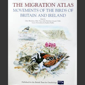 Migration atlas (Wernhams 2002)