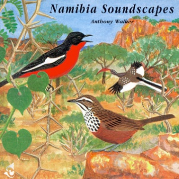 Namibian Soundscapes CD; Antony Walker