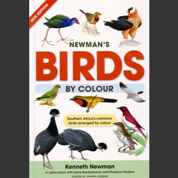 Newman's birds by colour (Newman, K. 2008)