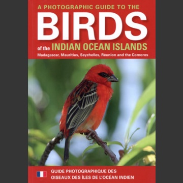 Photographic guide to the Birds of Indian Ocean Islands (Sinclair, I. ym. 2009)