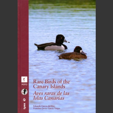 Rare birds of Canary Islands (Garcia, d. R. 2013)