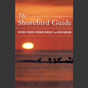 Shorebird Guide (O'Brien, M., ym. 2006)