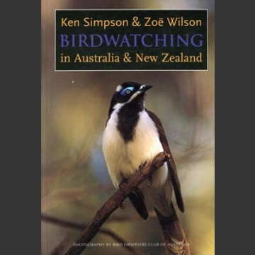 Birdwatching in Australia & New Zealand (Simpson, Wilson 1998)