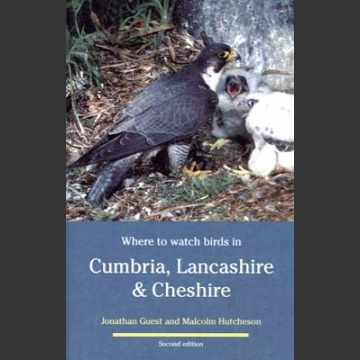 Where to Watch Birds in Cumbria, Lancashire & Cheshire (Guest, J. 2.p. 1997)