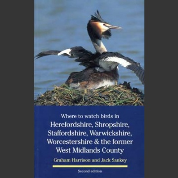 Where to Watch Birds in Herefordshire (Harrison, G. 1997)