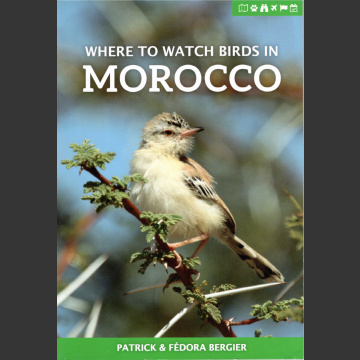 Birdwatchers' Guide to Morocco (Bergier, P. ja F., 2017)