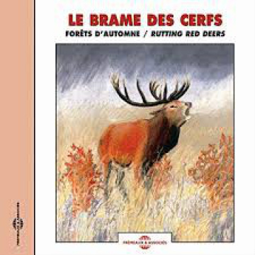 Rutting Red Deers audio CD