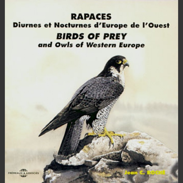 Birds of Prey and Owls of Western Europe CD; Dubourg, A. D. & Roché, J. C.