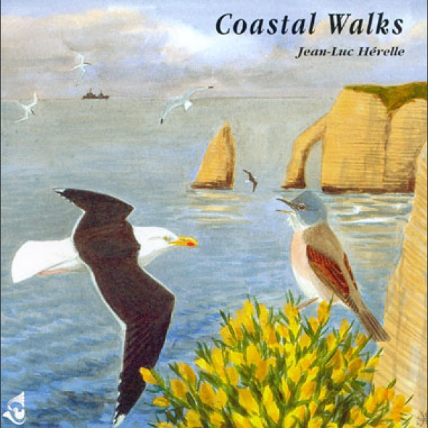 Coastal walks CD; Jean-Luc Hérelle