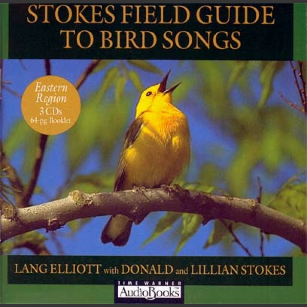 Stokes Field Guide to Bird Songs 1999: Eastern Edition CD; Kevin Colver ym.