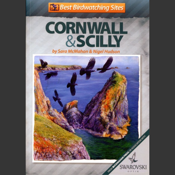 Best Birdwatching Sites Cornwall and Scilly (McMahon, S. ym. 2008)