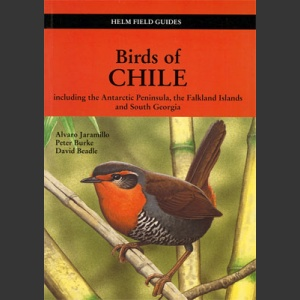 Birds of Chile (Jaramillo, A. 2004)