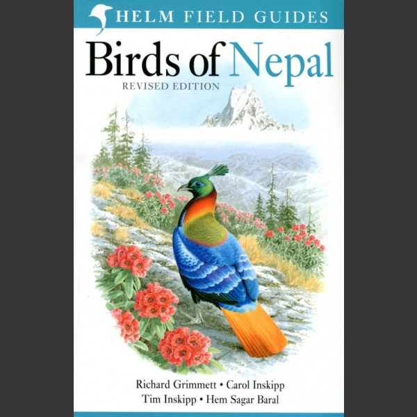 Field Guide to the Birds of Nepal (Grimmett, Inskipp & Inskipp 2000)