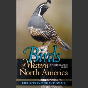 Photographic guide Birds of Western North America (Sterry, ym. 2009)