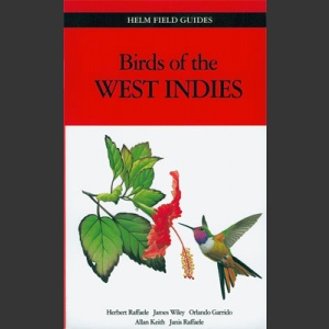 Birds of West Indies (Raffaele, H. 2007)
