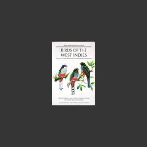 Birds of West Indies (Raffaele, H. 1998)