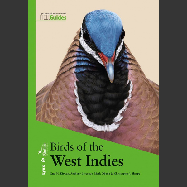Birds of West Indies (Kirwan, G. M., ym 2019) FLEXI
