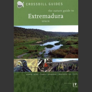 Nature guide to the Extremadura Spain (Crossbill Guides 2006)