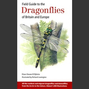 Field Guide to the Dragonflies of Britain and Europe (Dijkstra, K-D. 2006)