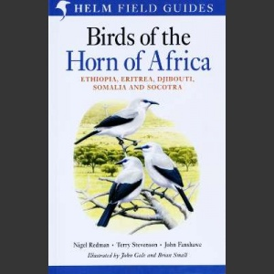 Birds of Horn of Africa (Redman, N. 2009)