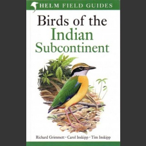 Birds of Indian Subcontinent (Grimmett, R. ym. 2011)