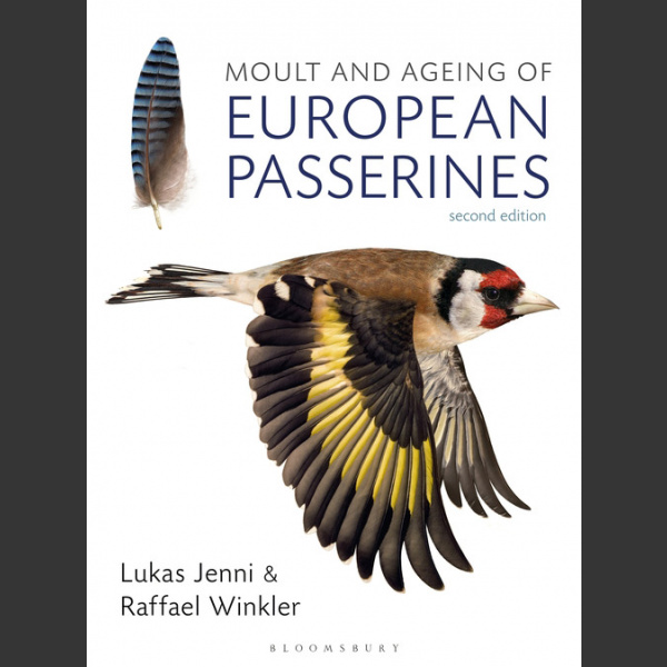 Moult and Ageing of European Passerines 2. ed (Jenni, L. & Winkler, R. 2019)