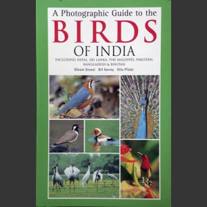 Photographic Guide to the Birds of India (Grewal, ym 2002)