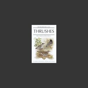 Thrushes (Clement, P. 2000)