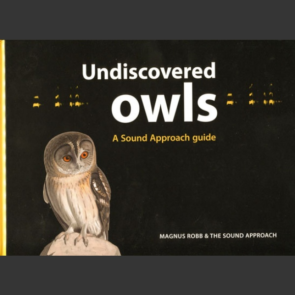 Undiscovered Owls (Robb, M. 2015)