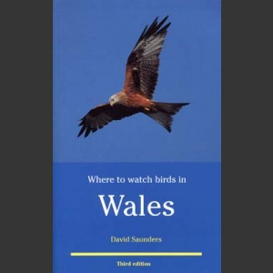 Where to Watch Birds in Wales (Saunders, D. 3.painos 2000)