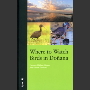 Where to watch Birds in Doñana (Moreno, F. ym. 2006)