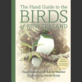 Hand Guide to Birds of New Zealand (Robertson & Heather 2017)