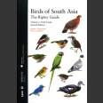 Birds of South Asia, Ripley guide (Rasmussen, P. 2012)