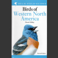 Field Guide to the Birds of Western North America 2nd ed. (Sibley, D. 2020)